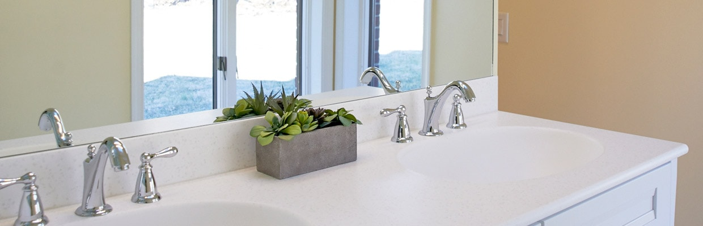 Bathroom Renovation, Vanity
