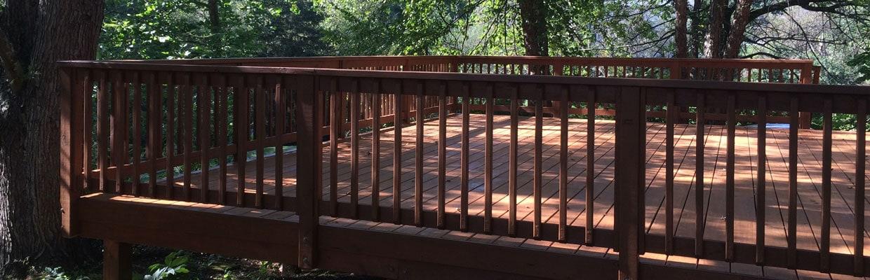 Deck Refinishing by Stefan Morikawa, LLC
