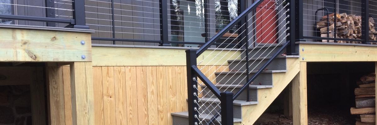 A New Deck by Stefan Morikawa, LLC